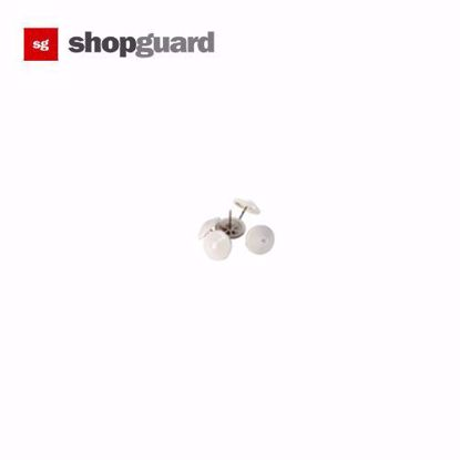 Slika od ShopGuard  PIN TAG 16mm Ivory