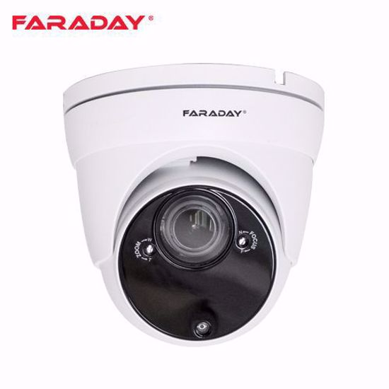 Faraday FDX-CDO24RSDSP-VF HD Kamera 2.4MP Dome