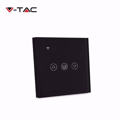VT-5013-black wifi touch prekidac