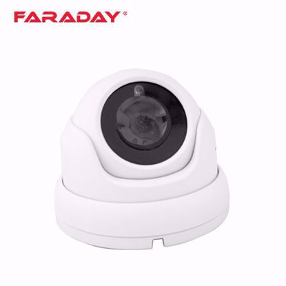 Faraday FDX-LIRD50SSIPC-M36PSD IP kamera 5MP dome