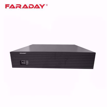 Faraday FDX-50864NVR IP snimac 12MP