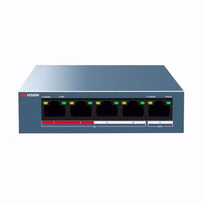 Hikvision DS-3E0105P-E/M PoE switch