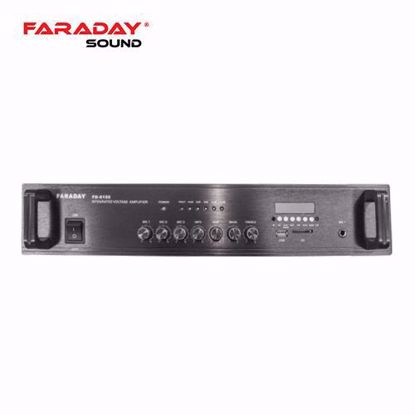 Faraday FD-6150 audio pojacalo 1
