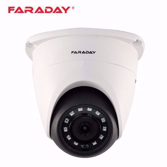 Faraday FDX-CDO24SNV-M36-S2 HD video nadzor kamera 2.4MP bullet 1
