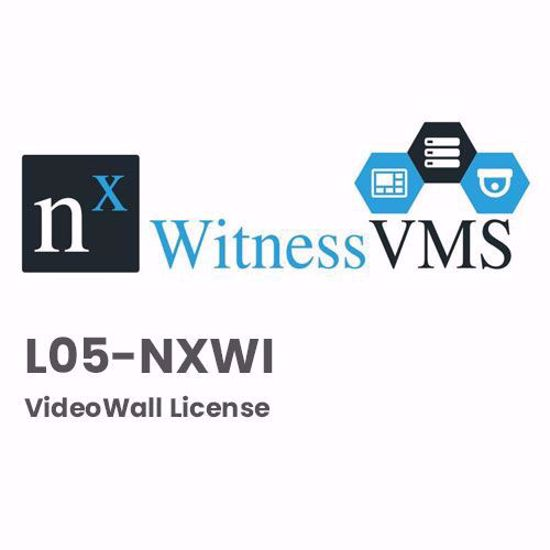 Nx Witness L05-NXWI VideoWall License