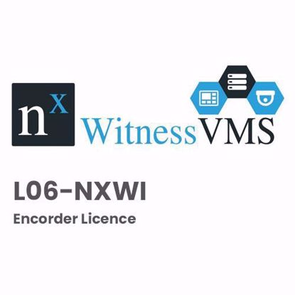 Nx Witness L06-NXWI Encorder Licence