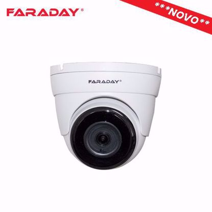 Faraday FDX-CDO21RSD-M28 HD dome kamera 2.1MP 1
