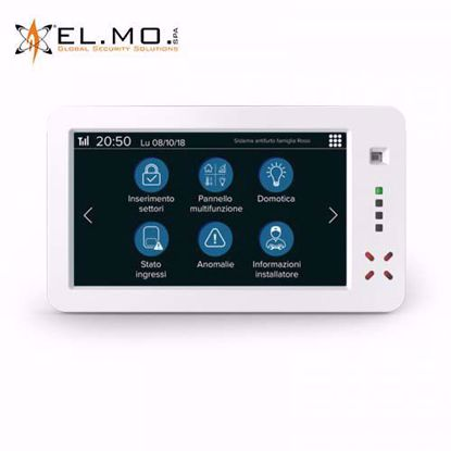 ELMO KARMA touch screen ultrabus sifrator 7 inca 1