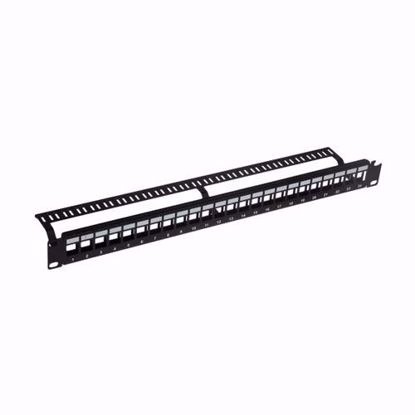 HES Blank patch panel 24-port