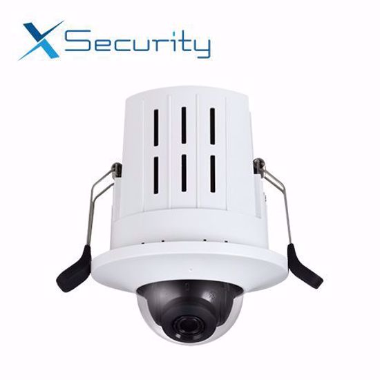 X-Security XS-IPDM730WAH-4 dome kamera 4MP 2,8mm
