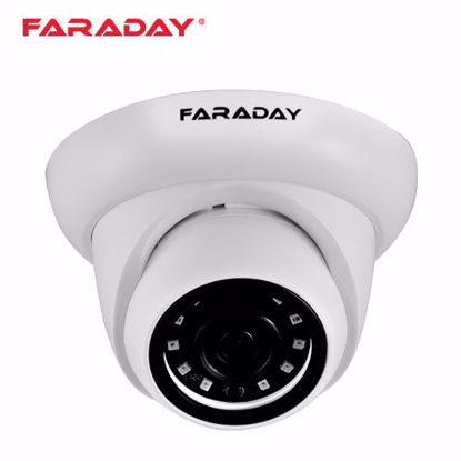 Slika od Faraday FDX-CDO20LF-K36 HD Kamera 2.1 MP Dome