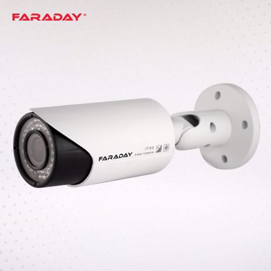 Slika od Faraday FDX-CBU24PS-M60VF HD Kamera 2.4 MP Bullet