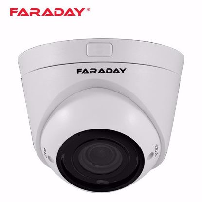 Slika od Faraday FDX-CD021PF-M35VF HD Kamera HD Kamera 2.1 MP Dome