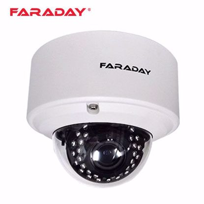Slika od Faraday FDX-CDO21PF-M40VF HD Kamera 2.1 MP Dome