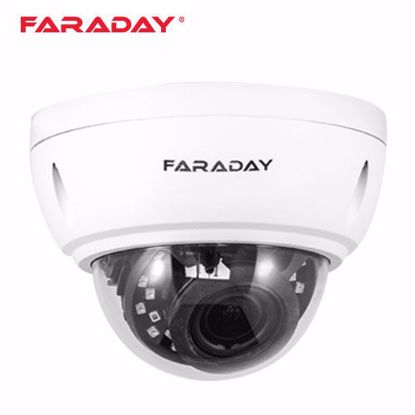 Slika od Faraday FDX-CDO24PSIK10-M35VF HD Kamera 2.4 MP Dome