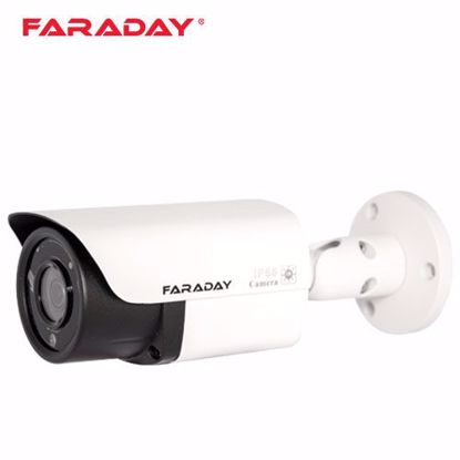 Slika od Faraday FDX-CBU24PSB-M60VF HD Kamera 2.4 MP Bullet