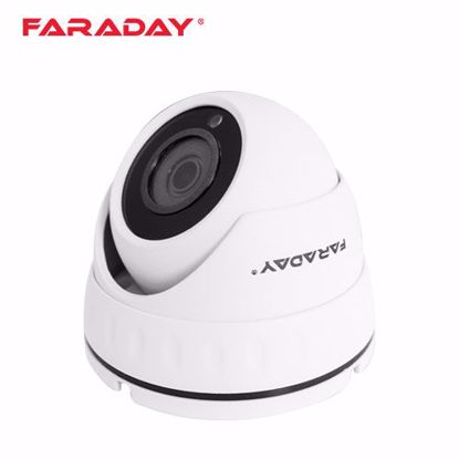 Slika od Faraday FDX-LCDO20LO-M36 HD Kamera 2.1MP Dome