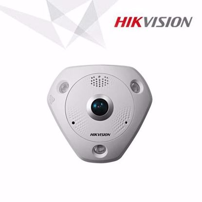 Slika od Hikvision DS-2CD6362F-IS fisheye kamera