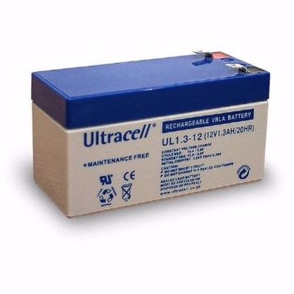 Slika od Akumulator Ultracell 12V/1.3Ah