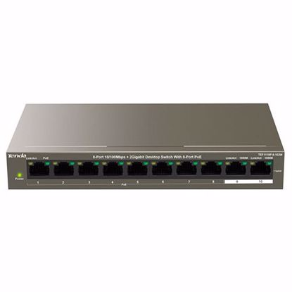 Slika od TEF1110P-8-102W Tenda PoE switch