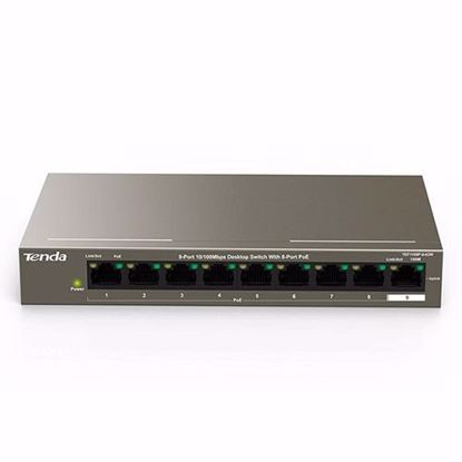 Slika od TEF1109P-8-63W Tenda PoE switch